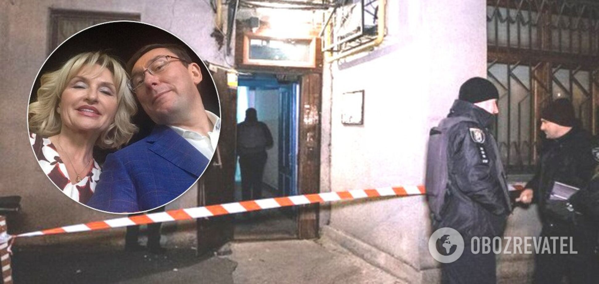 Запах тротила и бизнес Луценко: новые подробности взрыва в Киеве