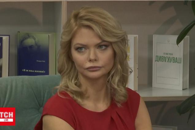 Олександра Клітіна розповіла про свою кар'єру