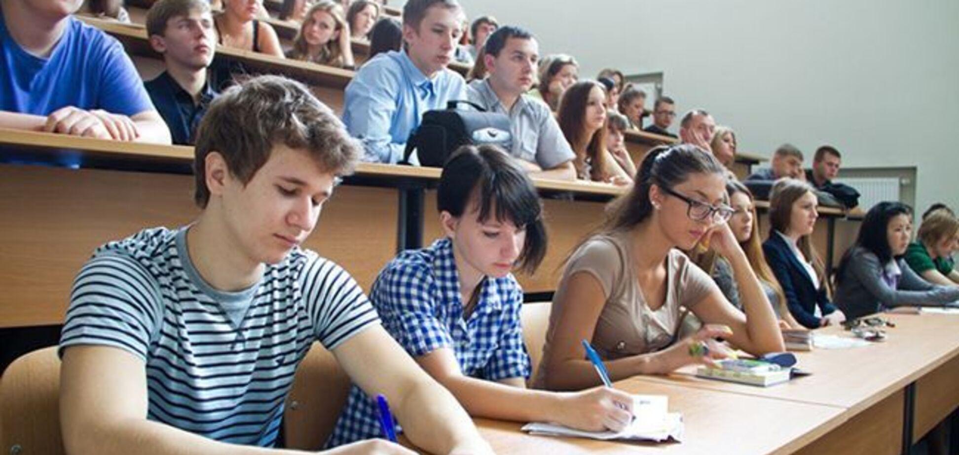 Російські студенти в Україні: названо спеціальності, які найбільше обирає молодь