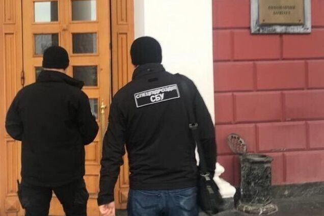 Обыски в мэрии Одессы