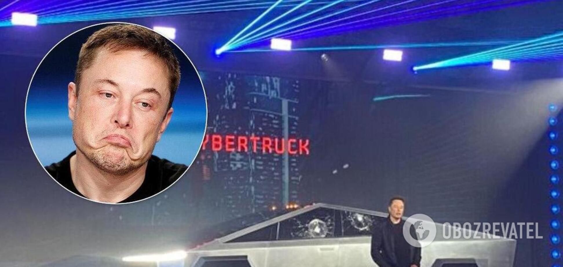 Маск презентовал новый пикап Tesla Cybertruck: как выглядит супер-машина будущего