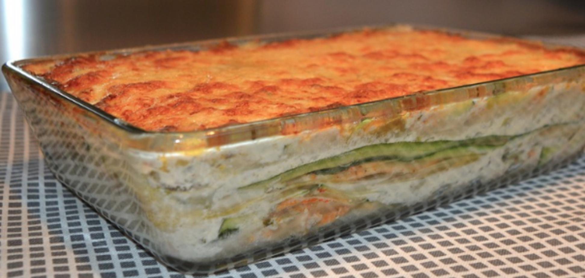 Рецепт вкуснейшей лазаньи из блинов