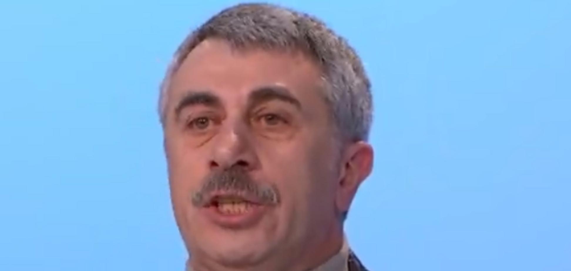 Комаровський озвучив тривожні дані про дифтерію