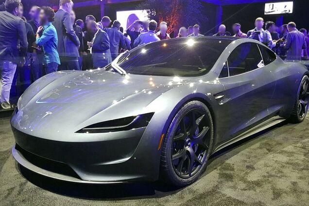 Електрокар Tesla Roadster 2