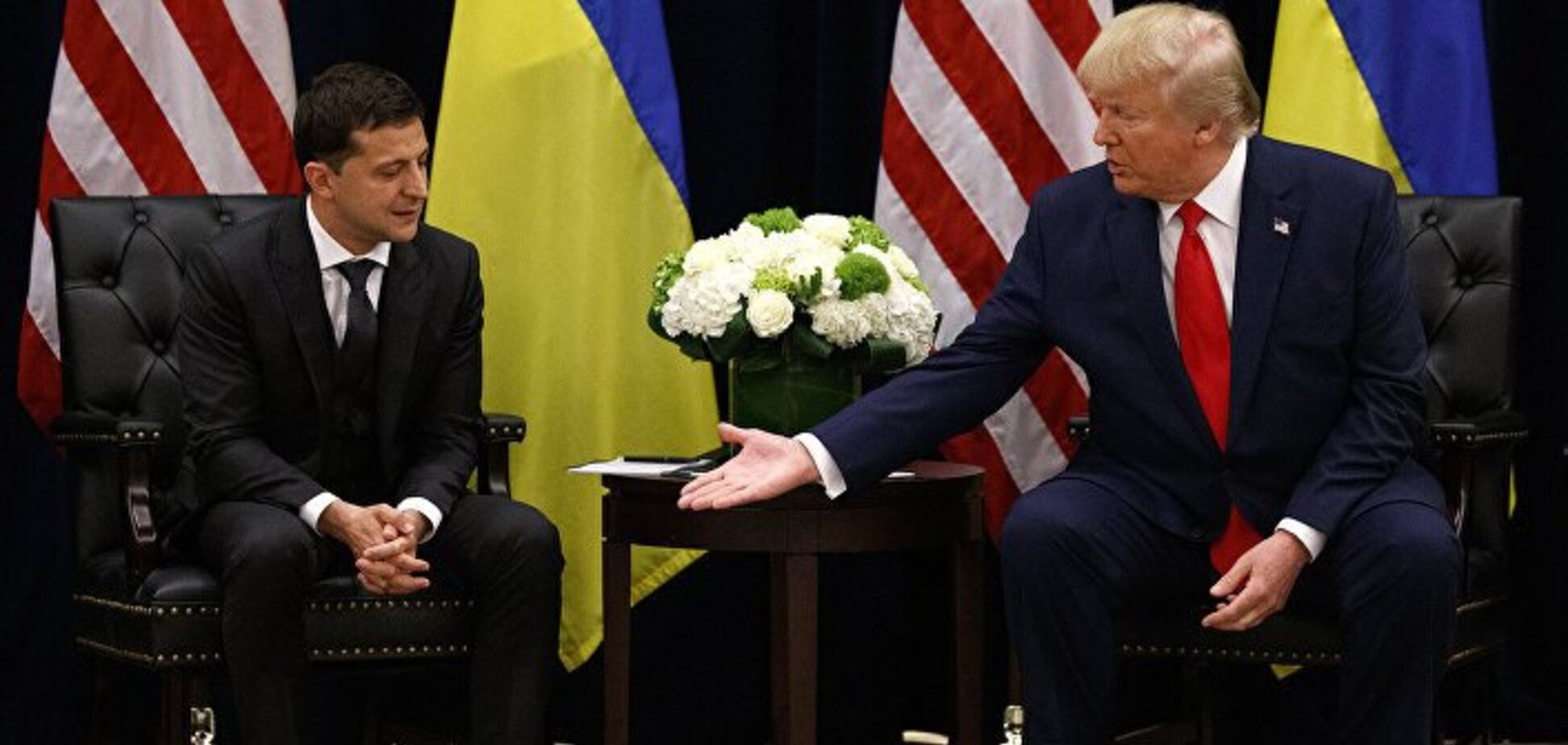 Трампу внушают, что Украина – это дно
