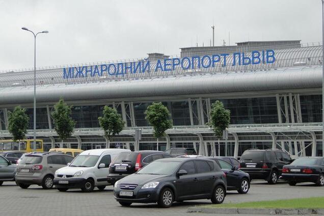 """Международный аэропорт """"Львов"""" имени Даниила Галицкого"""