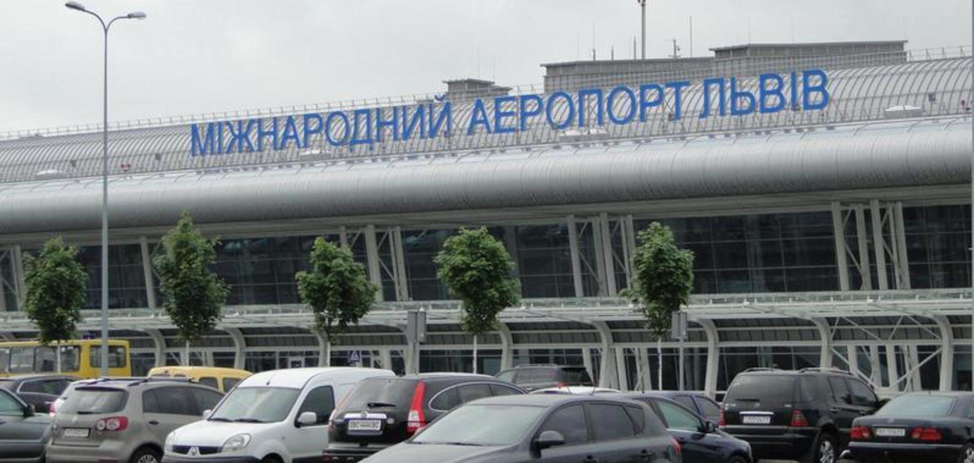 Международный аэропорт Львов имени Даниила Галицкого
