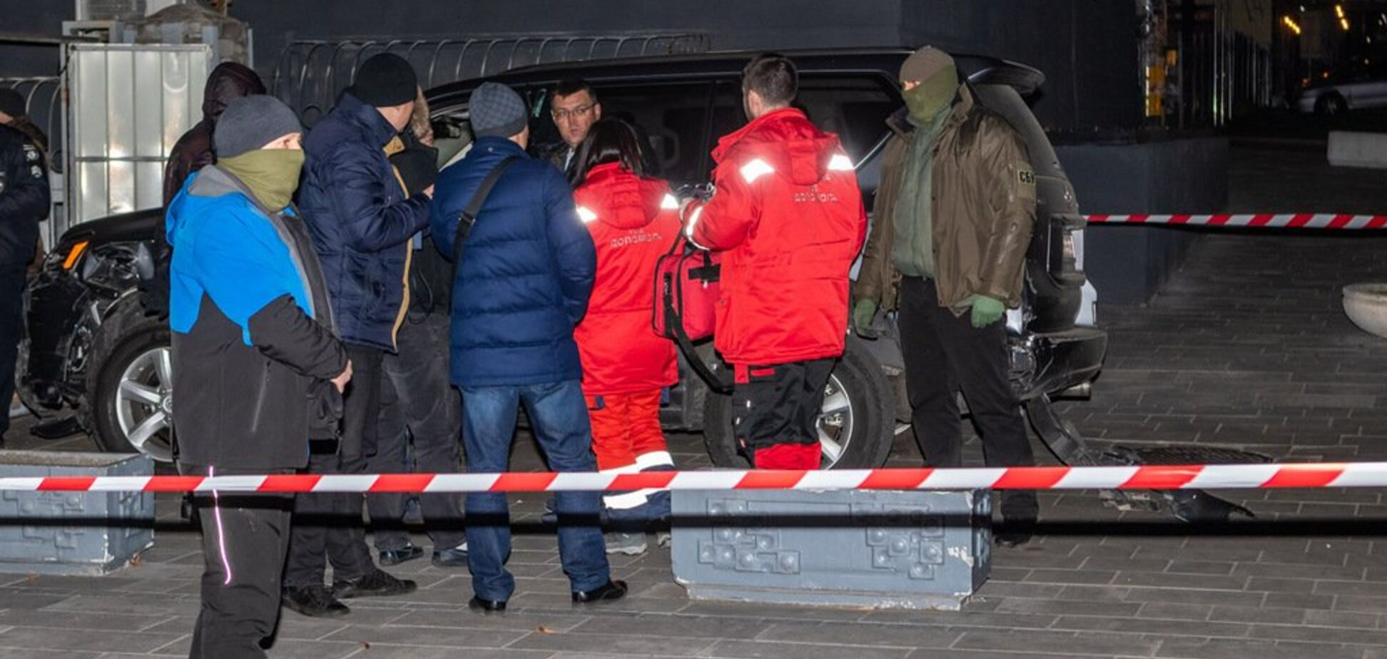 Погоня со стрельбой в центре Днепра: появилась новая версия