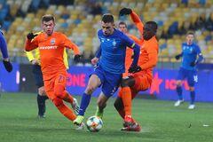 'Динамо' победило в самом принципиальном противостоянии в УПЛ