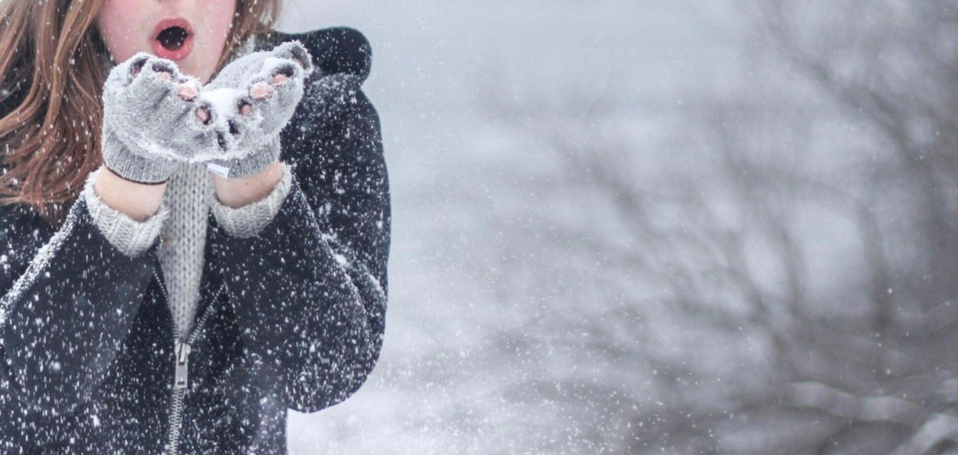 Малоснежная и теплая: синоптики дали 'мягкий' прогноз на зиму-2020