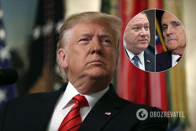 В США всплыли сенсационные документы по делу Трампа