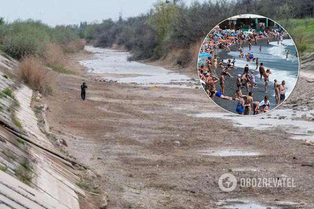 В Крыму нет воды