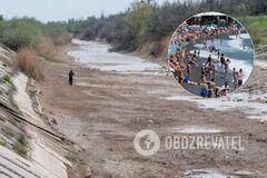 Туристи випили всю воду: в Криму знайшли винних у катастрофічній посусі