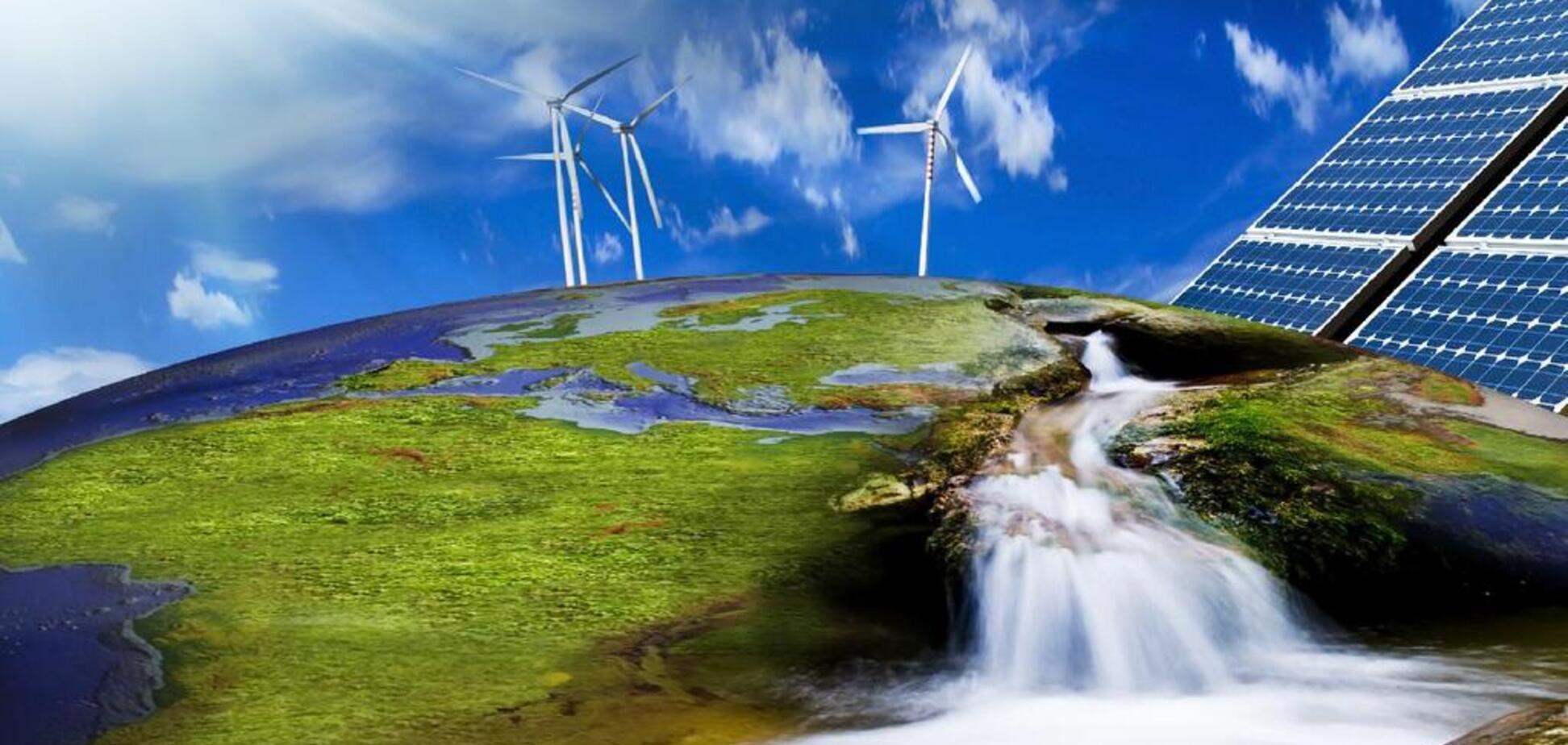 Перспективы 'зеленой' энергетики: в Киеве пройдет масштабная конференция
