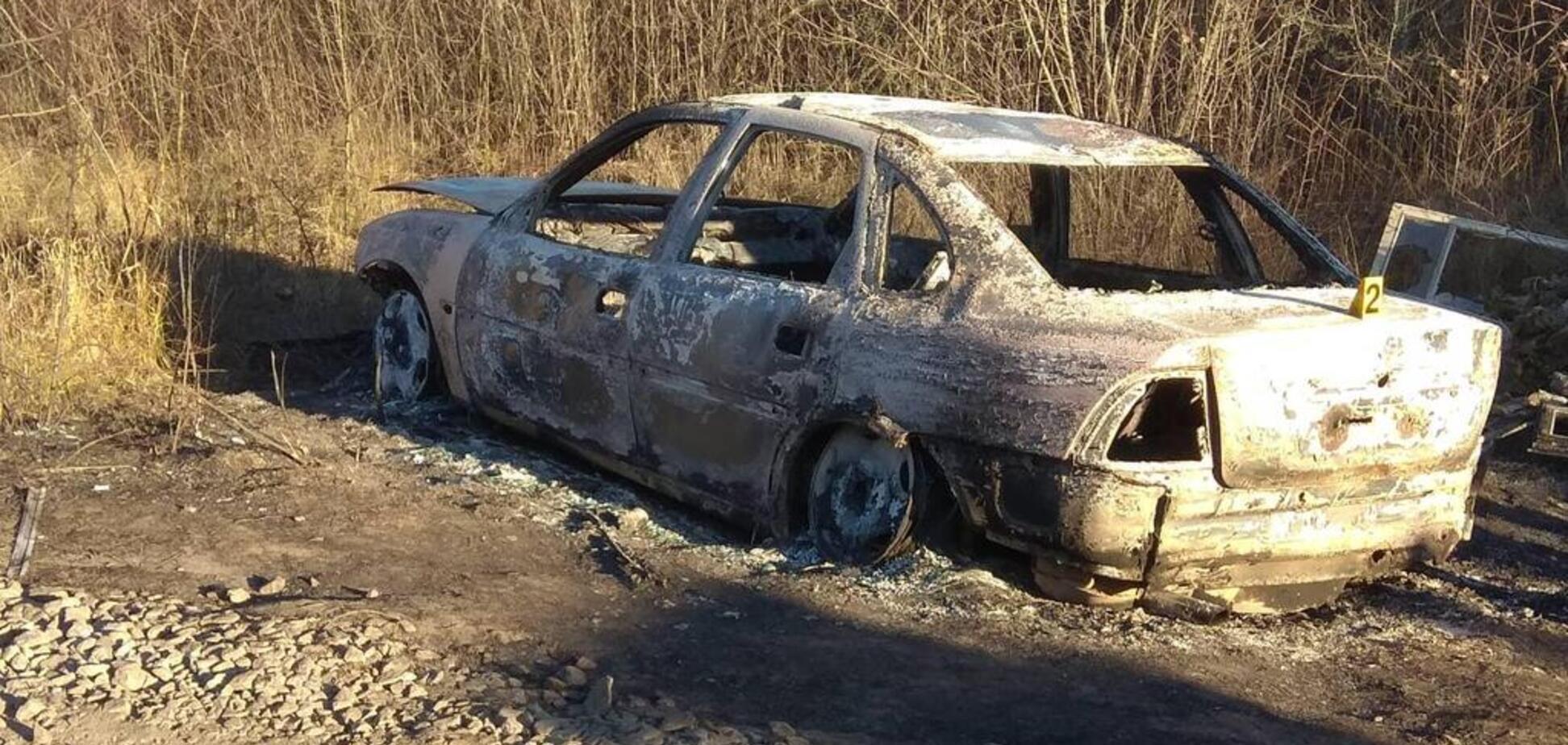 Авто сожгли дотла: раскрыты новые детали взрыва в Харькове