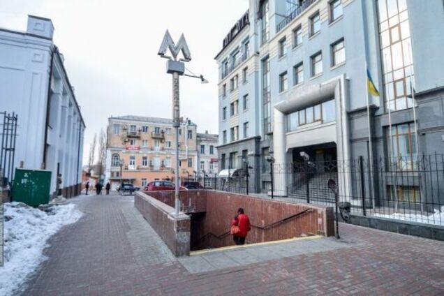 У Києві біля метро влаштували різанину