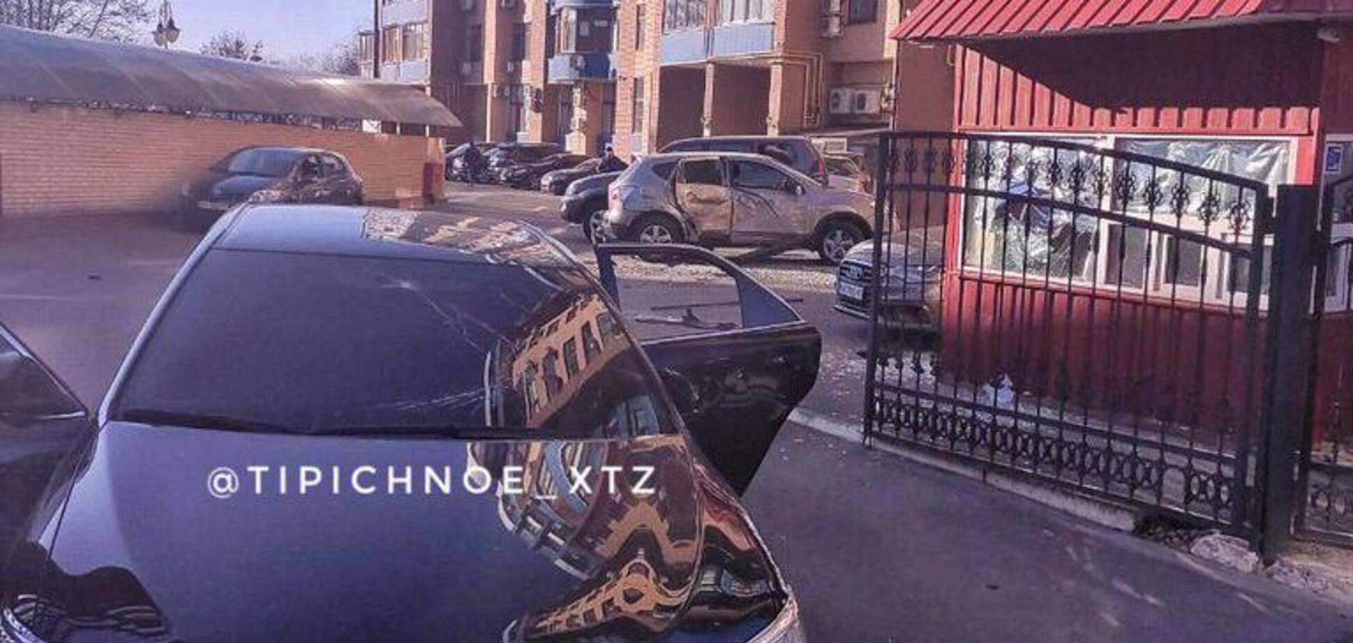 В Харькове подорвали машину с бизнесменом: все подробности