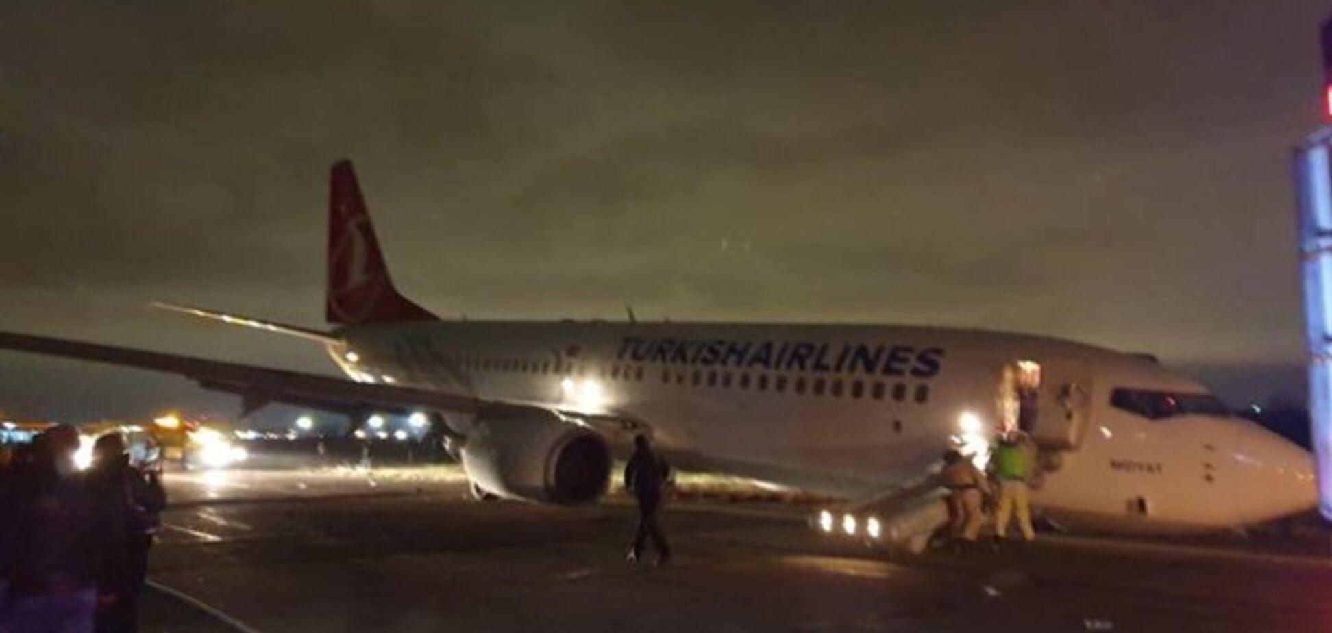Turkish Airlines призупинила польоти до Одеси