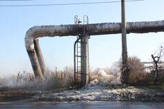 Деньги – на ветер: в Черкассах двое суток бил фонтан горячей воды. Фото