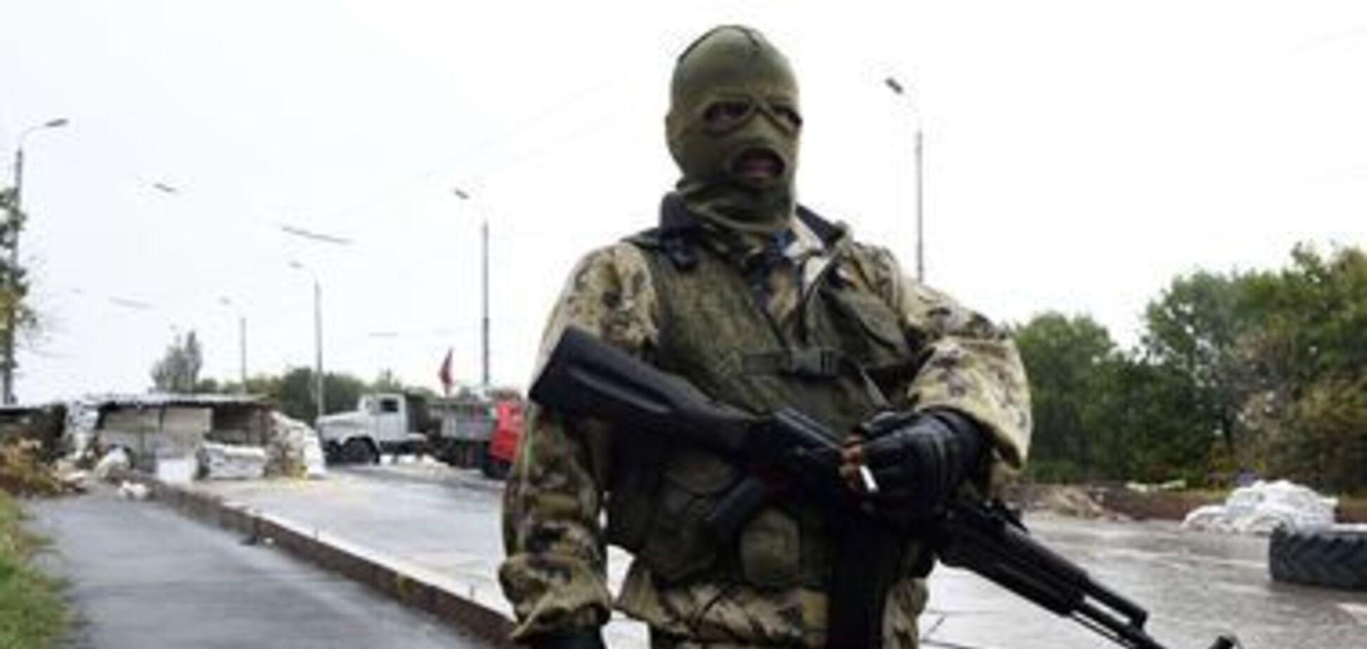 Терорист ДНР
