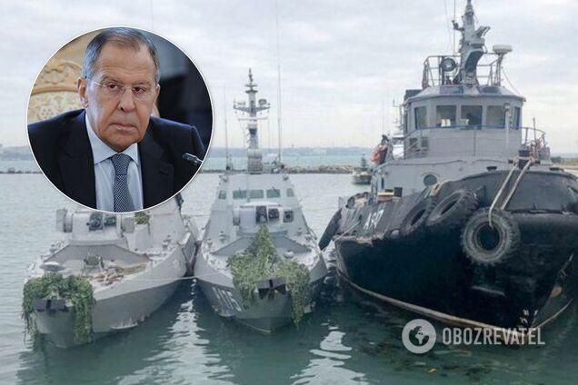 У Лаврова огрызнулись на успех Украины в Гааге