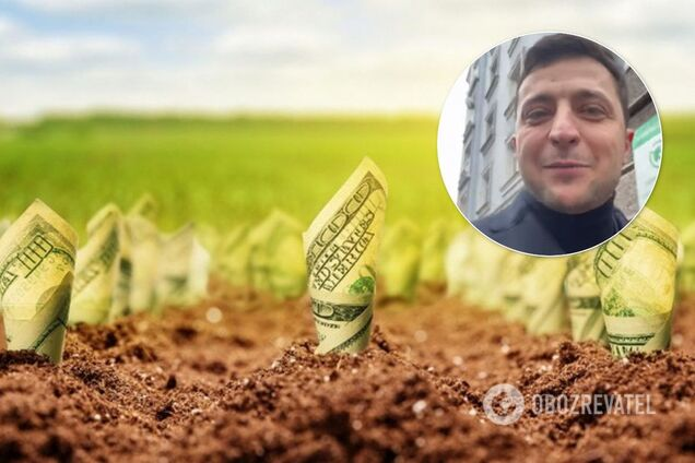 Зеленский пообещал украинцам референдум по земле