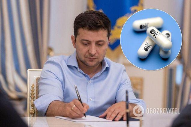 Підробка ліків: Зеленський підписав закон