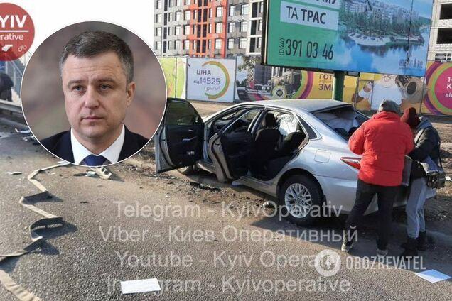 ДТП з Кулебою під Києвом