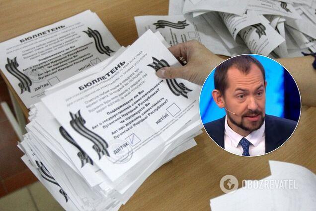 """Псевдореферендум у """"ЛНР"""""""