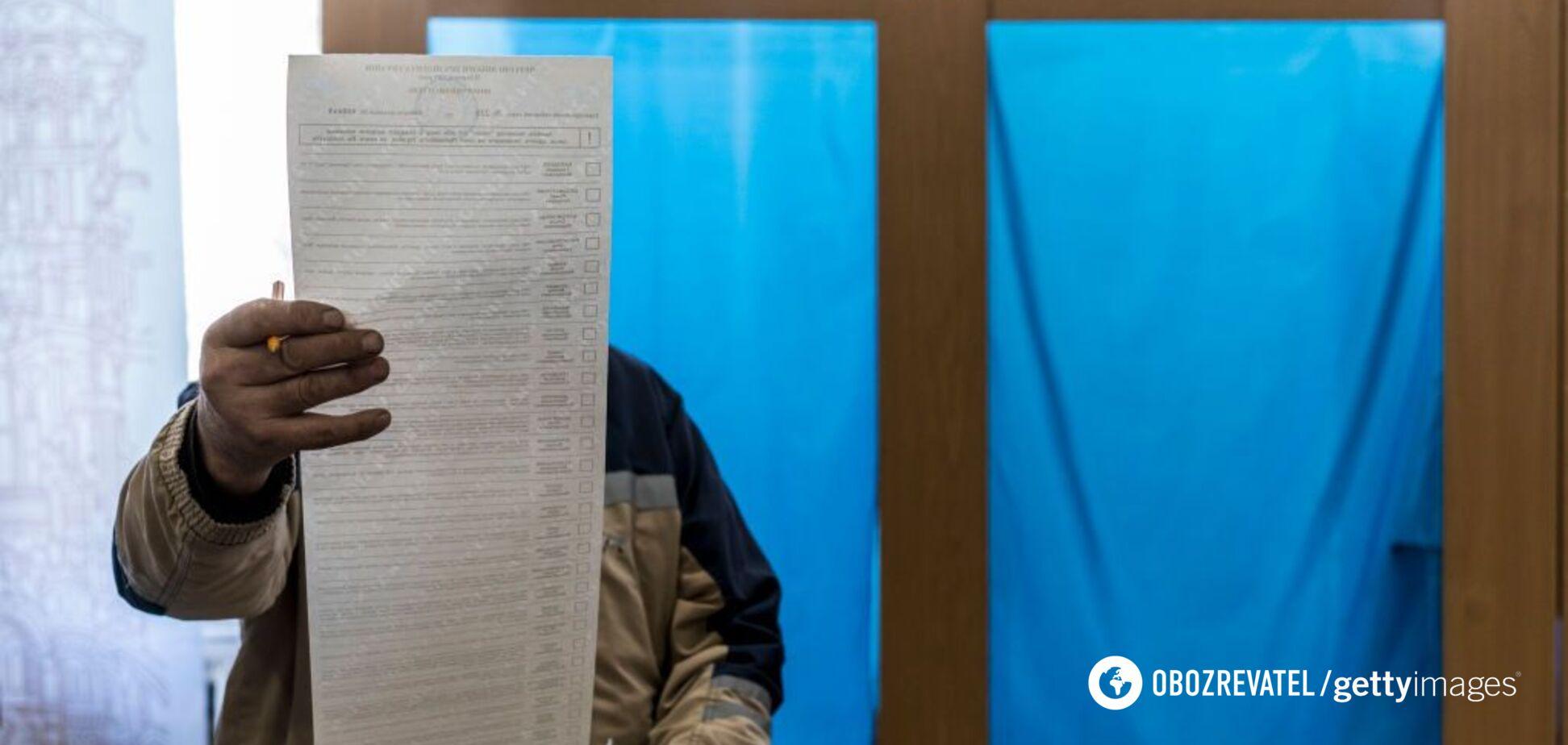 Місцеві вибори в Україні: оголошено старт виборчої кампанії