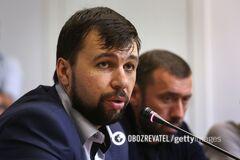'Дикі московити': ватажка 'ДНР' приструнили через 'заблудлих росіян' в Україні
