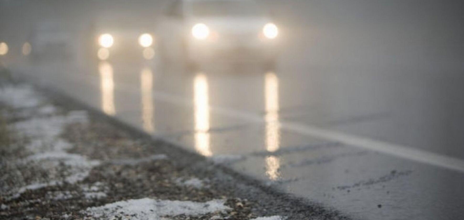 Снег и гололедица: в Днепре серьезно ухудшится погода