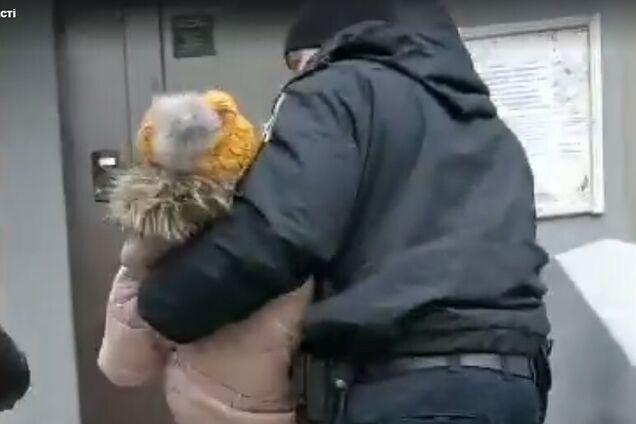 Патрульні в Одесі врятували дівчинку з цукровим діабетом