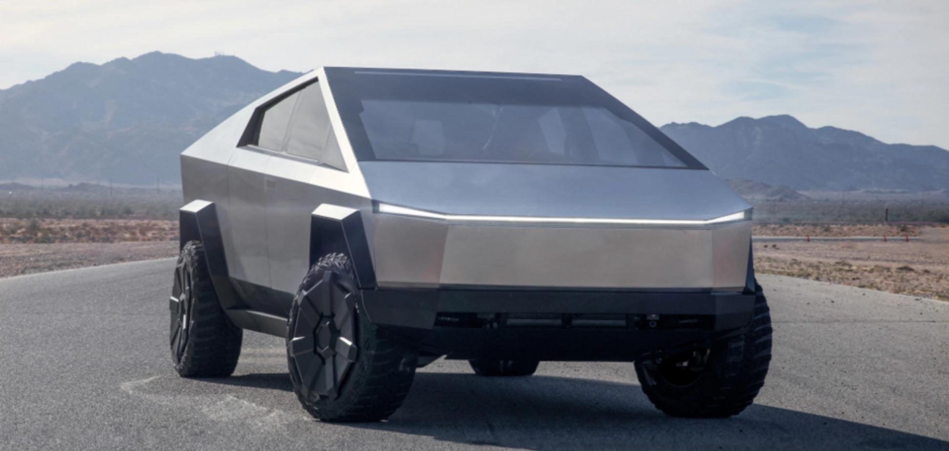 'Cтане культовим': Tesla Cybertruck у США напророкували приголомшливий успіх