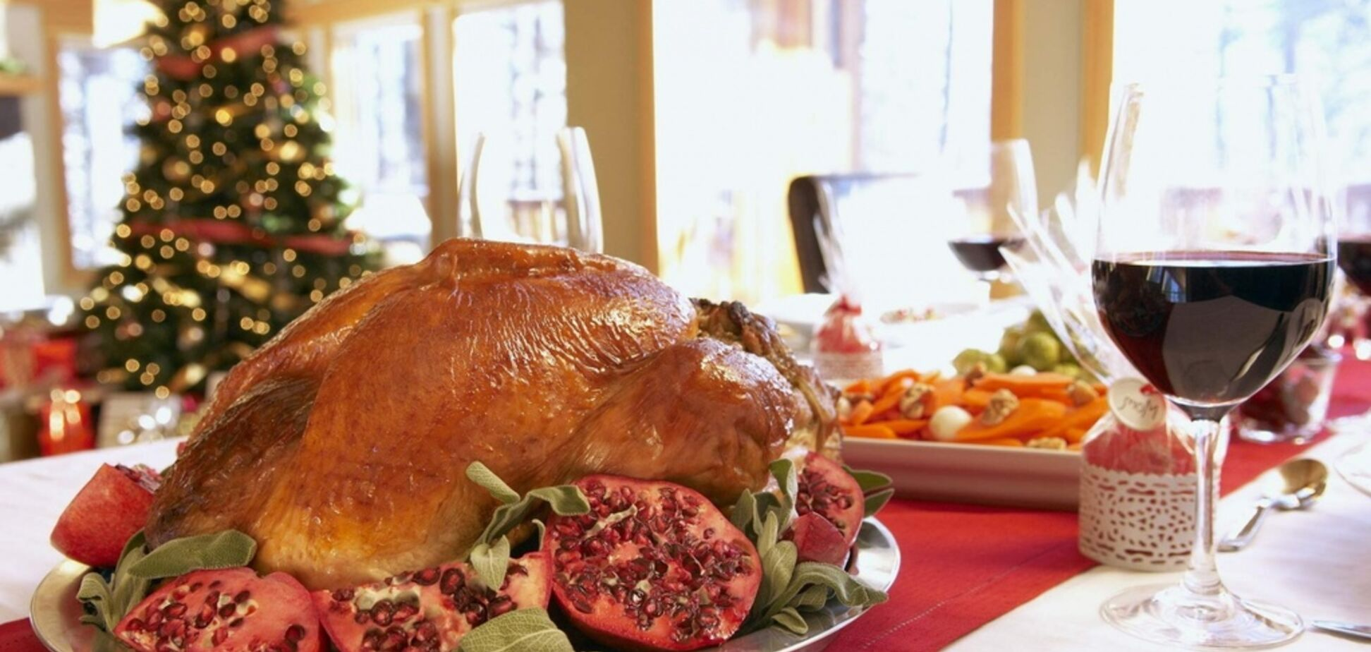 Рецепты самых вкусных блюд к Рождеству