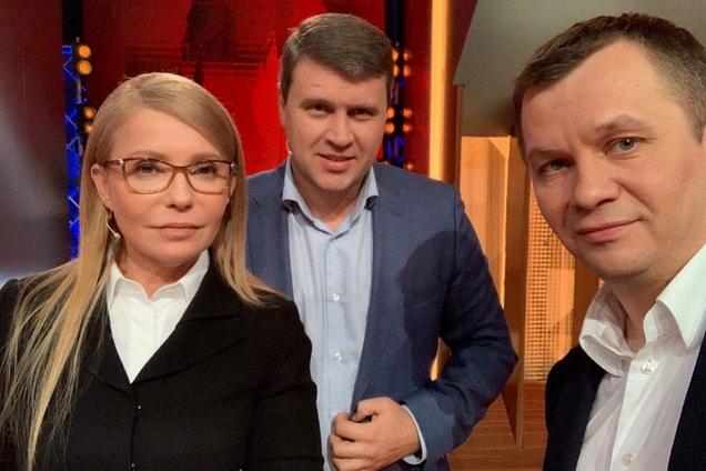 Тимошенко, Івченко та Милованов