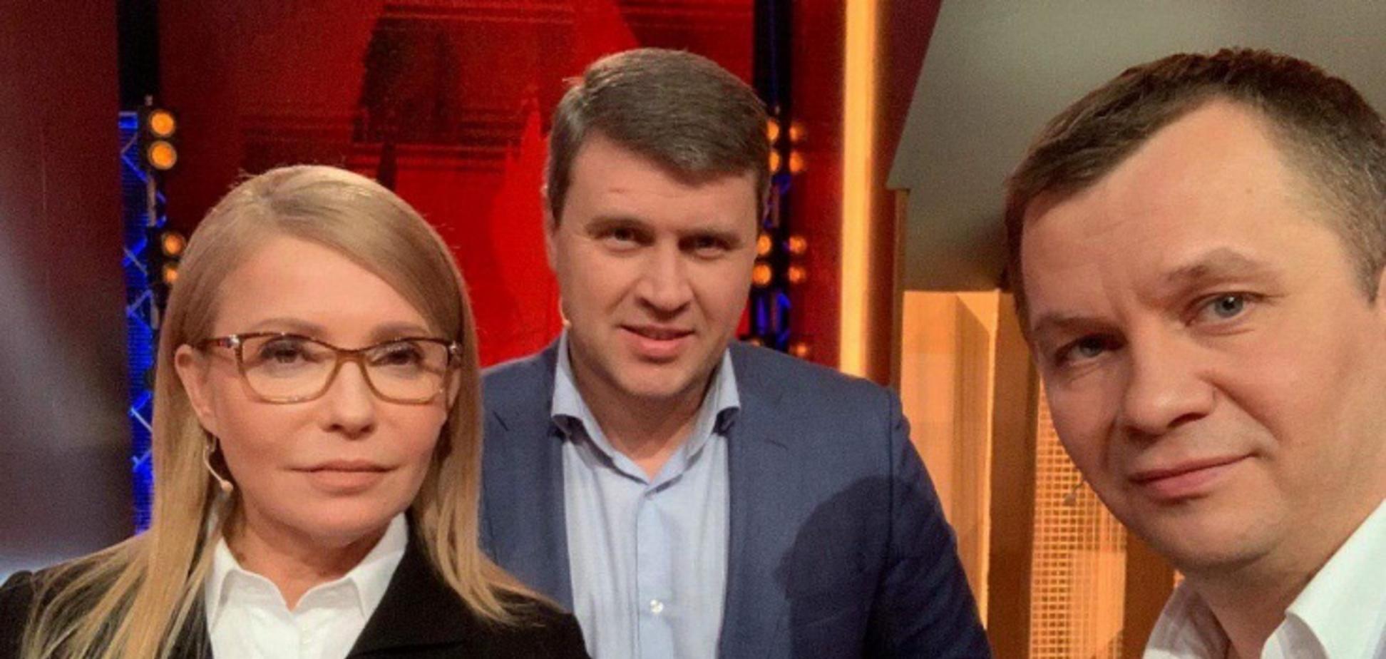 Тимошенко домовилася з Гончаруком: як поділили флагманські держпідприємства в агросекторі