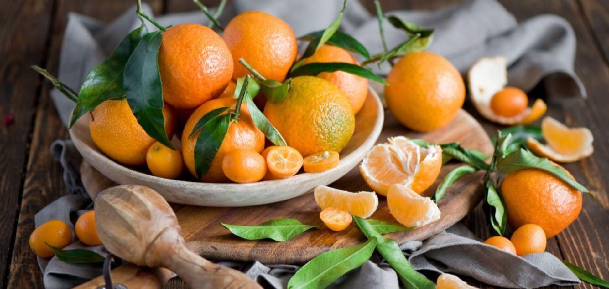 Печія та нудота: названа небезпека переїдання мандаринів