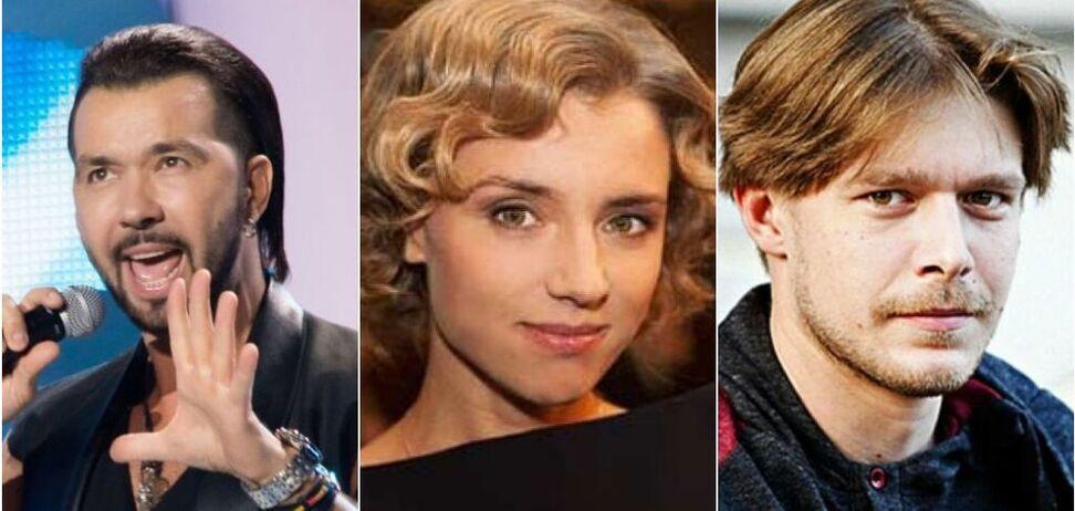 Клявер, Шукшина, Добронравови: хто з зірок виявився дітьми знаменитих акторів