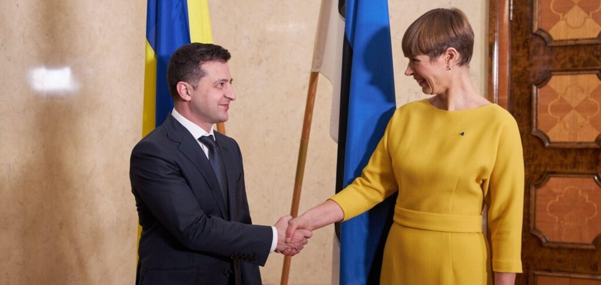 'Россия – агрессор': Эстония поддержала Украину в войне против Путина