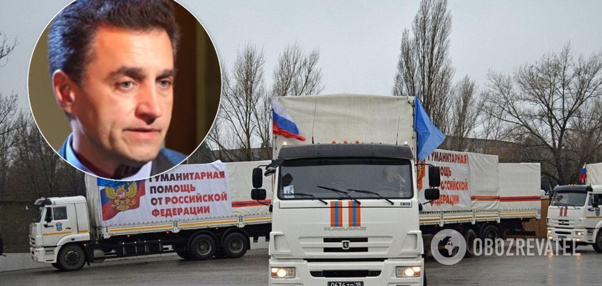 Вантажівки з готівкою: розвідник Матюха розкрив спонсорів 'ДНР' із Москви