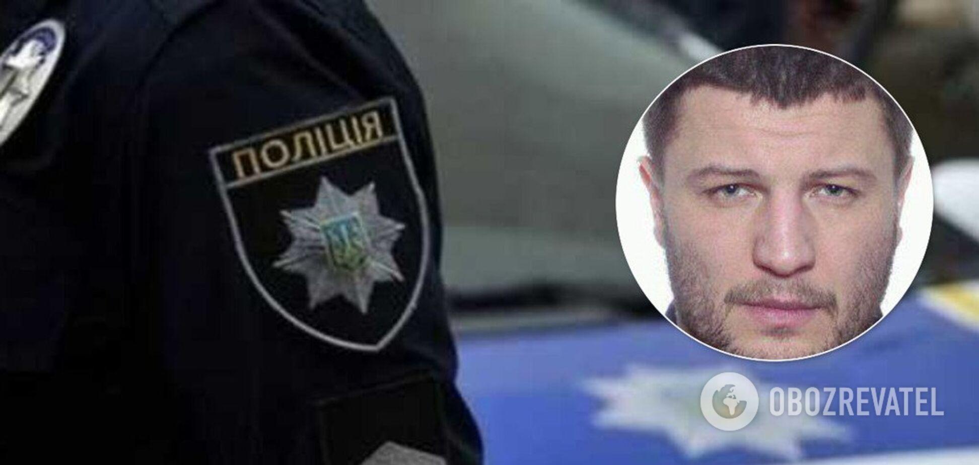 У Києві розшукують небезпечного злочинця