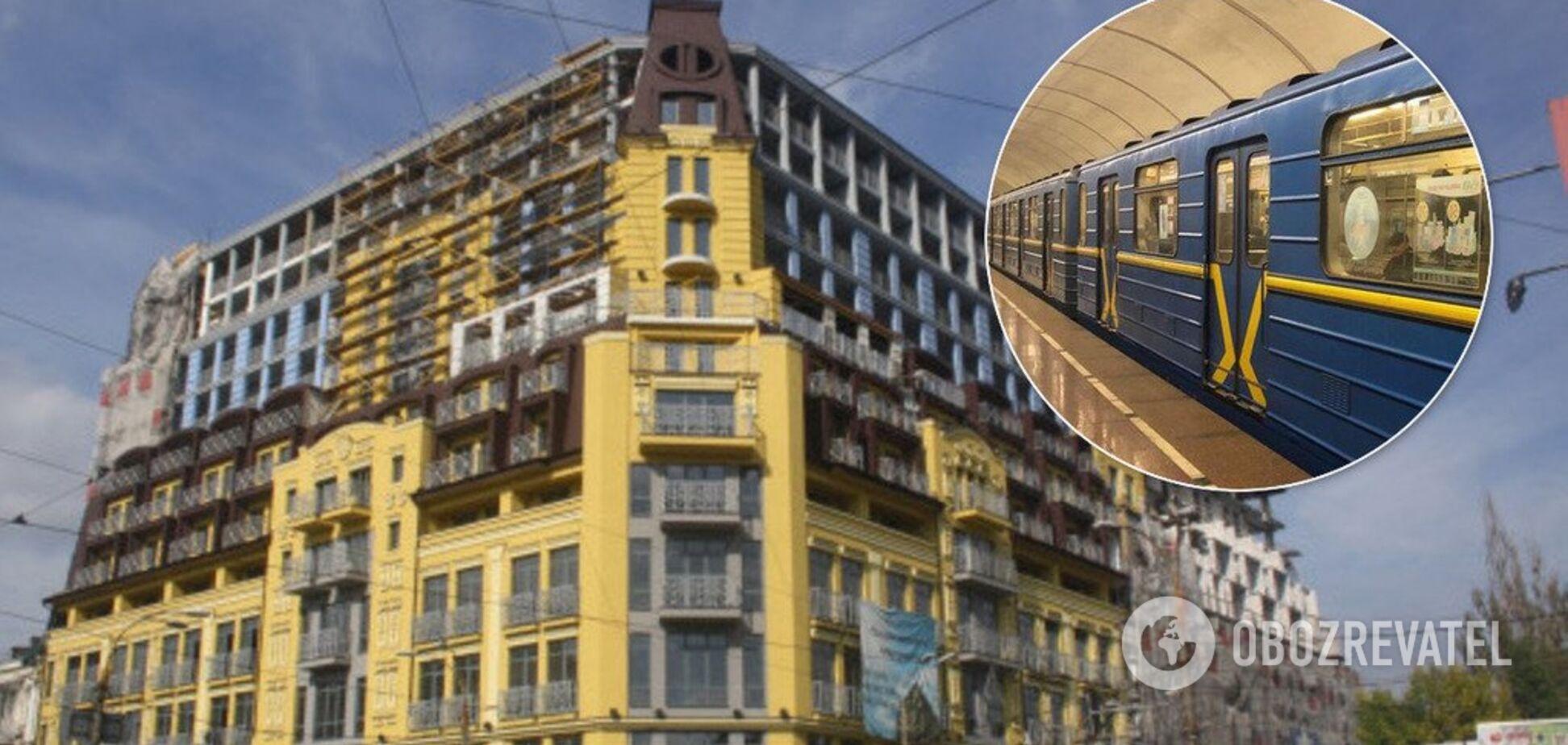 У Києві забили на сполох через 'будинок-монстр'