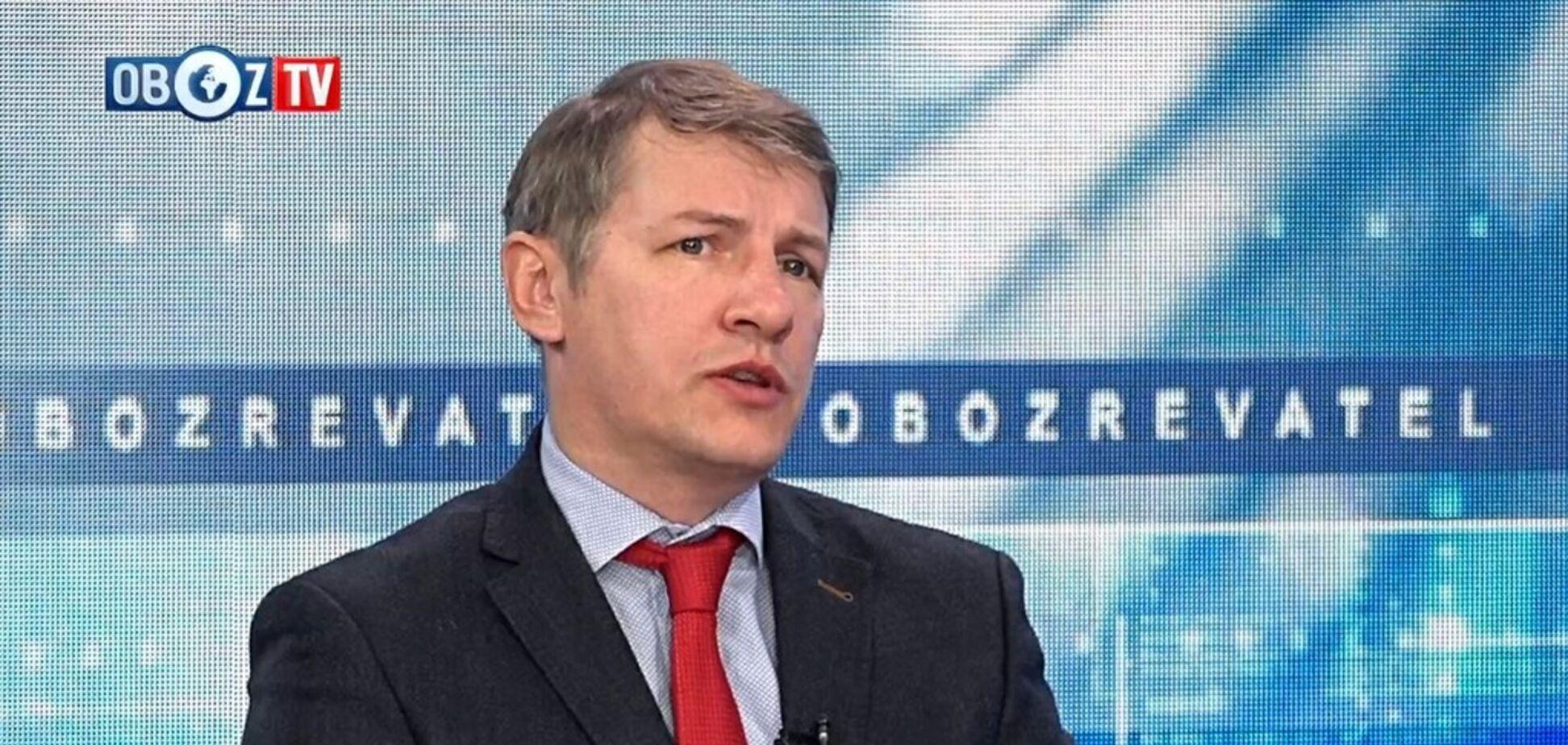 Чи можливий транзит російського газу без контракту: прогноз експерта