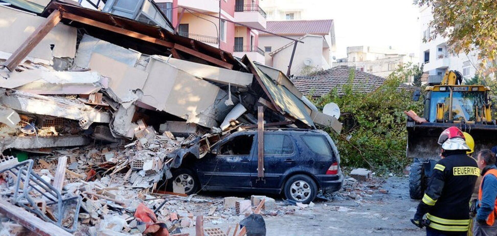 Слідом за Албанією: ще одну країну сколихнув потужний землетрус