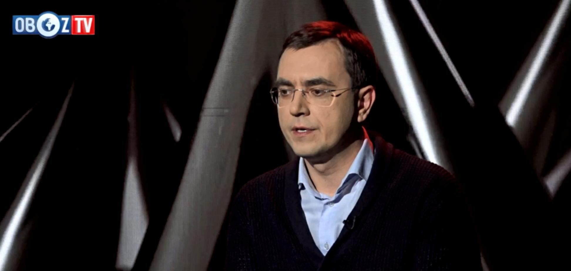 'Работают на подрыв Украины': Омелян сказал, кто стоит за 'Темным рыцарем' и 'Джокером'