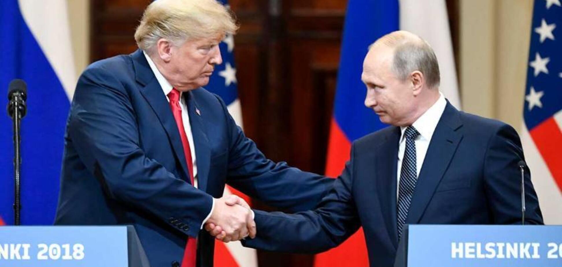 Є образа? У Росії висловилися проти зустрічі Путіна з Трампом