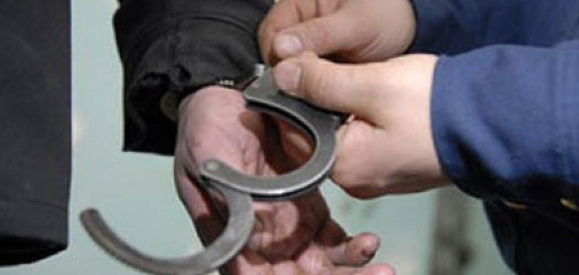 Поліцейські на Одещині затримали підозрюваного у вбивстві (ілюстрація)