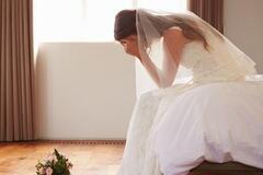 Чоловік покинув дружину на третій день весілля