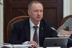 Кабмин уволил главу 'Энергоатома' Недашковского